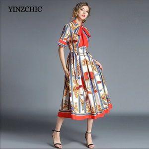 Dresses & Skirts - Designer Italian style dress